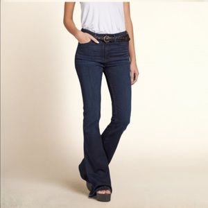 Hollister High Rise Flares